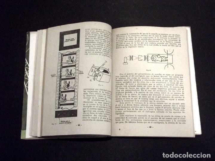 Radios antiguas: RADIO ENCICLOPEDIA - 33 CINE SONORO II - 1ª EDICIÓN (1946) - VER DESCRIPCIÓN Y FOTOS. - Foto 7 - 231303060