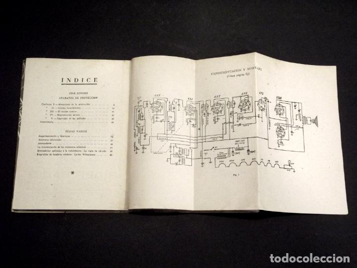 Radios antiguas: RADIO ENCICLOPEDIA - 33 CINE SONORO II - 1ª EDICIÓN (1946) - VER DESCRIPCIÓN Y FOTOS. - Foto 8 - 231303060