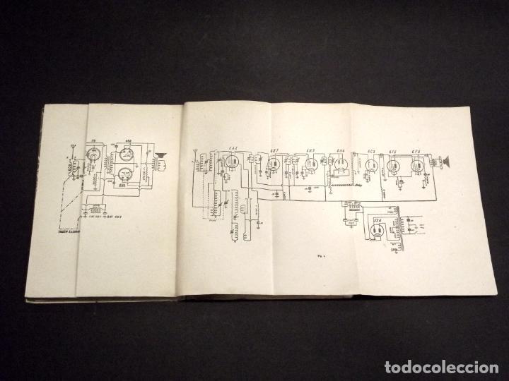 Radios antiguas: RADIO ENCICLOPEDIA - 33 CINE SONORO II - 1ª EDICIÓN (1946) - VER DESCRIPCIÓN Y FOTOS. - Foto 9 - 231303060