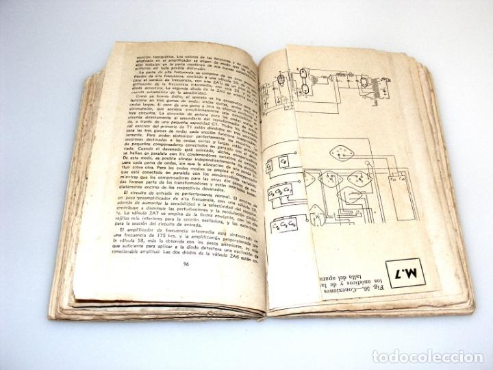 Radios antiguas: CONSTRUCCIÓN DE RADIO RECEPTORES - SEGUNDA EDICIÓN (1943) - G.MECOZZI - VER DESCRIPCIÓN. - Foto 2 - 233873520