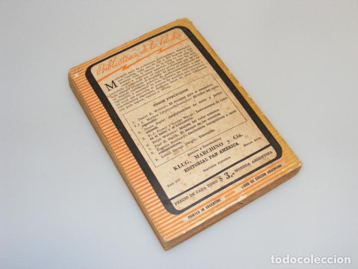 Radios antiguas: EL MANUAL DE LOS CIRCUITOS (1944) - BIBLIOTECA DE LA RADIO - VER DESCRIPCIÓN. - Foto 4 - 233885050