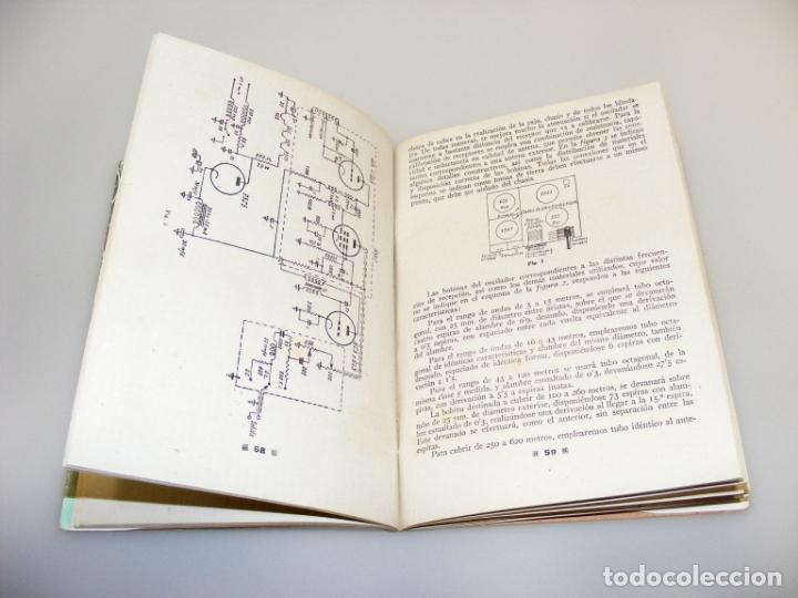 Radios antiguas: COMPENDIO DEL REPARADOR - 1ª EDICIÓN (1946) - RADIO ENCICLOPEDIA - VER DESCRIPCIÓN. - Foto 3 - 233895130
