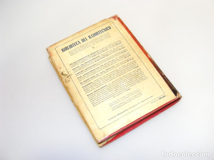 Radios antiguas: 122 INSTRUMENTOS DE MEDICIÓN (1946) - 1ª EDICIÓN - R. J. DE DARKNESS - VER DESCRIPCIÓN. - Foto 3 - 233955945