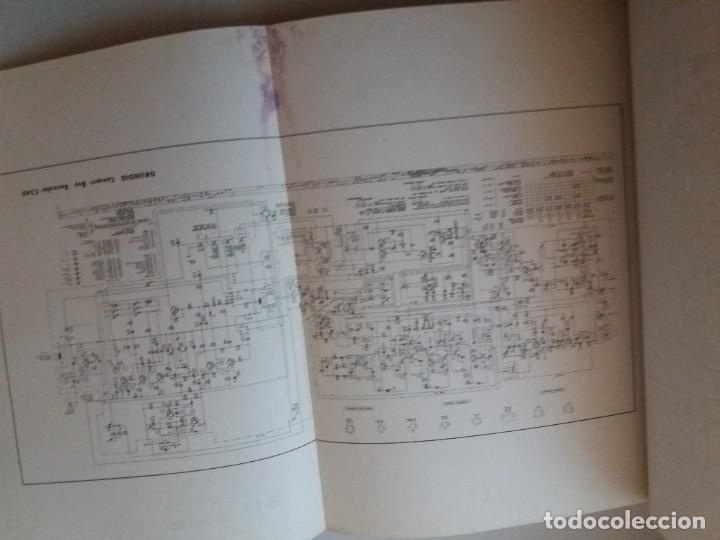 Radios antiguas: ESQUEMARIO DE MAGNETOFONOS Y CASSETTES II 1973 - Foto 3 - 235502645