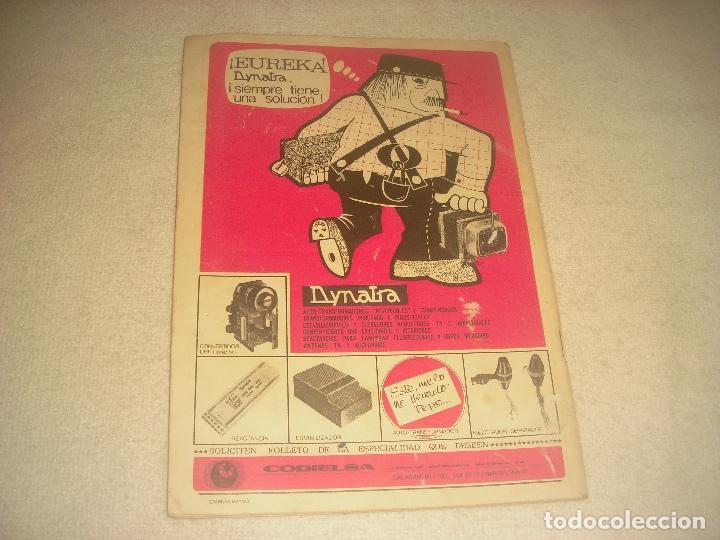 Radios antiguas: ELECTRONICA POPULAR N. 100 , FEBRERO 1969 - Foto 2 - 235567340