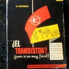 Radios antiguas: RADIO TRANSISTORES. Lote 236716925