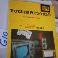 Radios antiguas: TECNOLOGIA ELECTRONICA. Lote 240275075