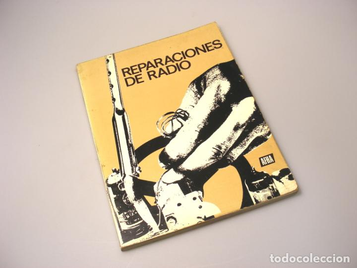 AFHA - REPARACIONES DE RADIO - BUEN ESTADO. (Radios, Gramófonos, Grabadoras y Otros - Catálogos, Publicidad y Libros de Radio)
