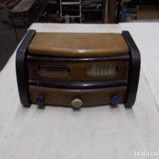 Radios antiguas: JOYERO FORMA RADIO. Lote 243837650