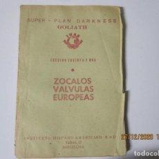 Radios antiguas: LECCION 31 CURSO POR CORRESPONDENCIA DE REPARACIONES DE RADIO IHAR.HISPANO AMERICANO DE RADIO. Lote 244619555