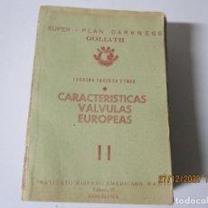 Radios antiguas: LECCION 33 CURSO POR CORRESPONDENCIA DE REPARACIONES DE RADIO IHAR.HISPANO AMERICANO DE RADIO. Lote 244619640