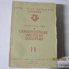 Radios antiguas: LECCION 35 CURSO POR CORRESPONDENCIA DE REPARACIONES DE RADIO IHAR.HISPANO AMERICANO DE RADIO. Lote 244619765