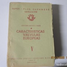 Radios antiguas: LECCION 36 CURSO POR CORRESPONDENCIA DE REPARACIONES DE RADIO IHAR.HISPANO AMERICANO DE RADIO. Lote 244619815