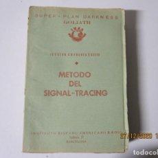 Radios antiguas: LECCION 47 CURSO POR CORRESPONDENCIA DE REPARACIONES DE RADIO IHAR.HISPANO AMERICANO DE RADIO. Lote 244620460