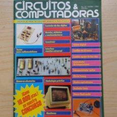 Radios antiguas: REVISTA CIRCUITOS & COMPUTADORAS Nº 54. Lote 245485970