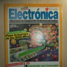 Radios antiguas: REVISTA NUEVA ELECTRONICA Nº 25. Lote 245509040