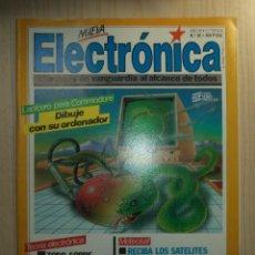 Radios antiguas: REVISTA NUEVA ELECTRONICA Nº 26. Lote 245509045