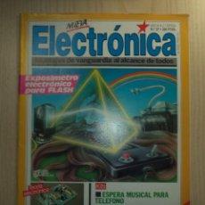 Radios antiguas: REVISTA NUEVA ELECTRONICA Nº 27. Lote 245509050