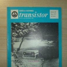 Radios antiguas: REVISTA TRANSISTOR Nº 96. Lote 245509665
