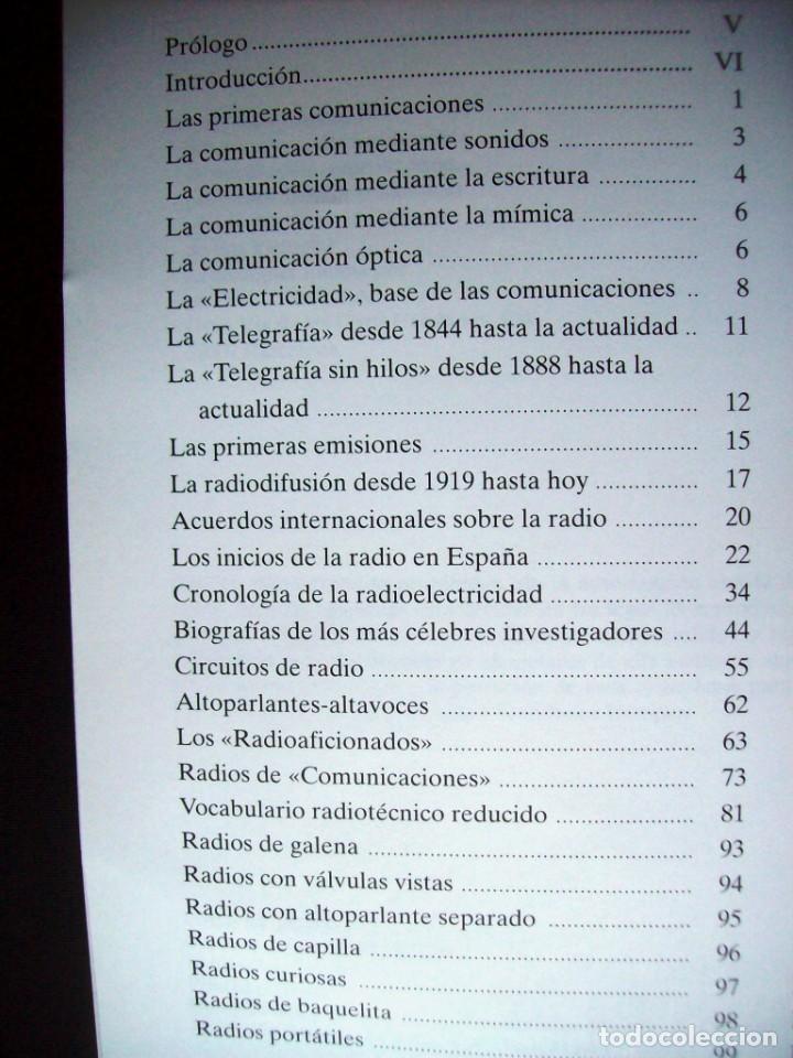 Radios antiguas: RADIO, HISTORIA Y TECNICA. JUAN JULIA ENRICH. MARCONBO. 1993 - Foto 2 - 246963405