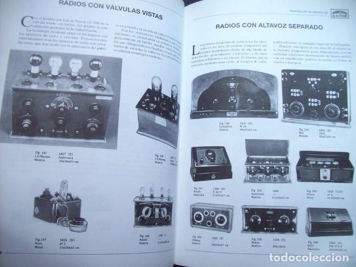 Radios antiguas: RADIO, HISTORIA Y TECNICA. JUAN JULIA ENRICH. MARCONBO. 1993 - Foto 5 - 246963405