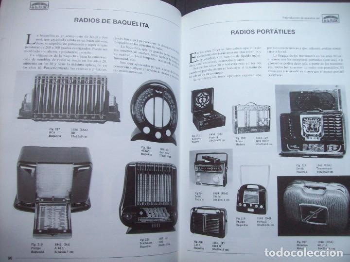 Radios antiguas: RADIO, HISTORIA Y TECNICA. JUAN JULIA ENRICH. MARCONBO. 1993 - Foto 6 - 246963405