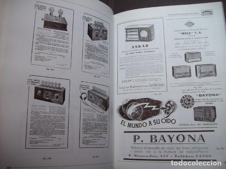 Radios antiguas: RADIO, HISTORIA Y TECNICA. JUAN JULIA ENRICH. MARCONBO. 1993 - Foto 9 - 246963405