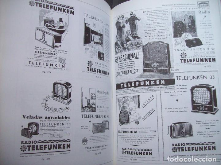 Radios antiguas: RADIO, HISTORIA Y TECNICA. JUAN JULIA ENRICH. MARCONBO. 1993 - Foto 10 - 246963405