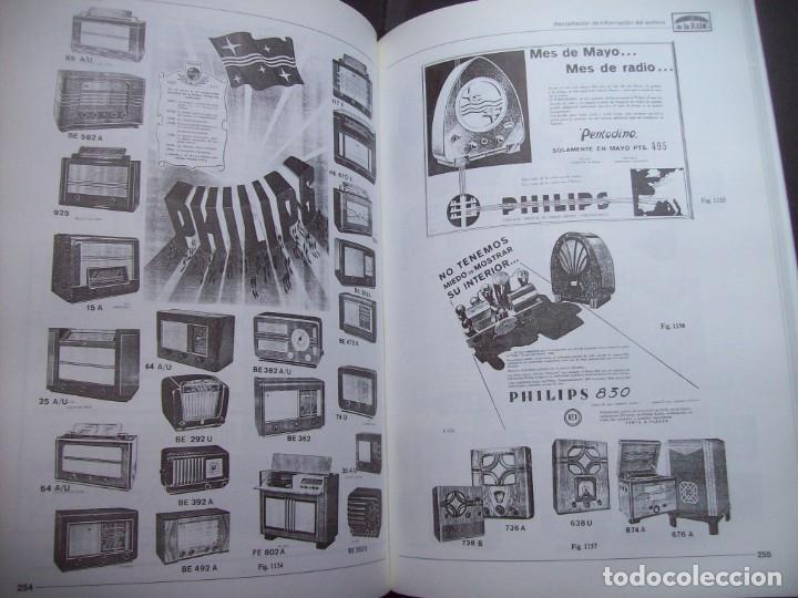 Radios antiguas: RADIO, HISTORIA Y TECNICA. JUAN JULIA ENRICH. MARCONBO. 1993 - Foto 11 - 246963405