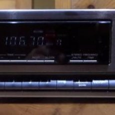 Radios antiguas: SONY SINTONIZADOR FM-AM-OL TUNER ST-D505 DIGITAL. Lote 249490850