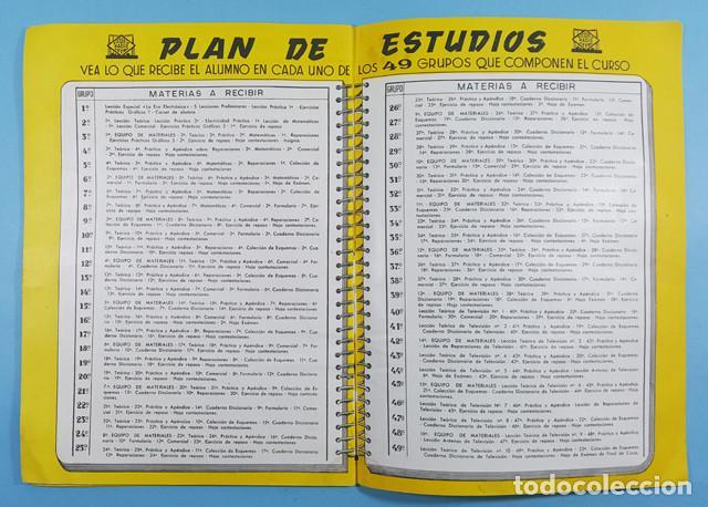 Radios antiguas: 12345 RAZONES DEL PORQUE APRENDER RADIO, ESCUELA RADIO MAYMO, FORMATO REVISTA 32 PAGINAS - Foto 4 - 253412740