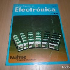 Radios antiguas: REVISTA ESPAÑOLA DE ELECTRONICA Nº 305 ABRIL 1980. Lote 254211270