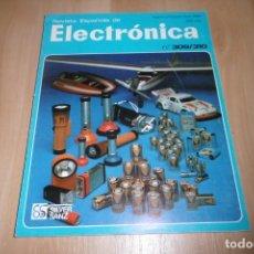 Radios antiguas: REVISTA ESPAÑOLA DE ELECTRONICA. Nº ESPECIAL 309 / 310 AGOSTO-SEPTIEMBRE 1980. Lote 254211750