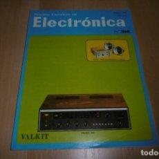 Radios antiguas: REVISTA ESPAÑOLA DE ELECTRONICA Nº 314 ENERO 1981. Lote 254212020