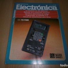 Radios antiguas: REVISTA ESPAÑOLA DE ELECTRONICA Nº 374 ENERO 1986. Lote 254213270