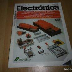 Radios antiguas: REVISTA ESPAÑOLA DE ELECTRONICA Nº 400 MARZO 1988. Lote 254214310