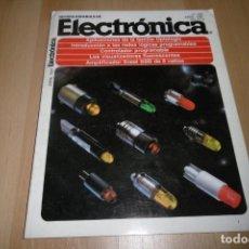 Radios antiguas: REVISTA ESPAÑOLA DE ELECTRONICA Nº 389 ABRIL 1987. Lote 254214585