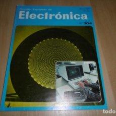 Radios antiguas: REVISTA ESPAÑOLA DE ELECTRONICA Nº 304 MARZO 1980. Lote 254216685