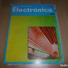 Radios antiguas: REVISTA ESPAÑOLA DE ELECTRONICA Nº 290 ENERO 1979. Lote 254216905