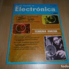 Radios antiguas: REVISTA ESPAÑOLA DE ELECTRONICA Nº 292 MARZO 1979. Lote 254217230