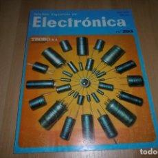 Radios antiguas: REVISTA ESPAÑOLA DE ELECTRONICA Nº 293 ABRIL 1979. Lote 254217515
