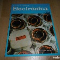 Radios antiguas: REVISTA ESPAÑOLA DE ELECTRONICA Nº 299 OCTUBRE 1979. Lote 254218465