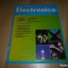 Radios antiguas: REVISTA ESPAÑOLA DE ELECTRONICA Nº 281 ABRIL 1978. Lote 254218910