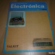 Radios antiguas: REVISTA ESPAÑOLA DE ELECTRONICA Nº 263 OCTUBRE 1976. Lote 254219355