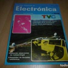 Radios antiguas: REVISTA ESPAÑOLA DE ELECTRONICA Nº 246 ENERO 1976. Lote 254219835