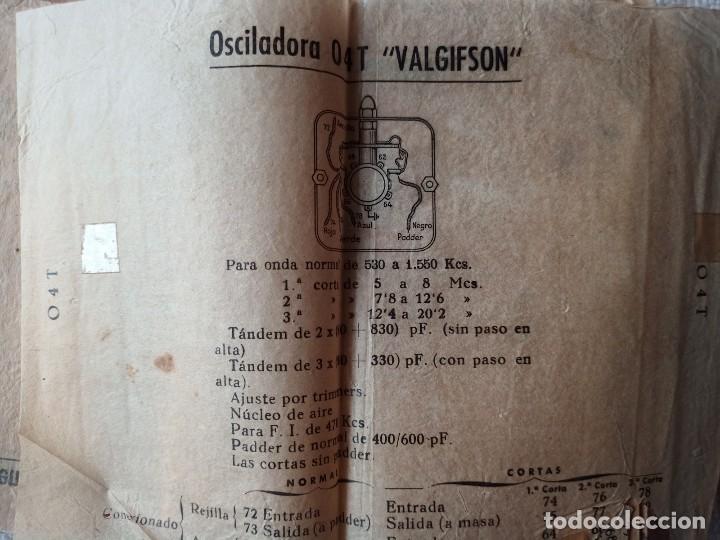 Radios antiguas: Instituto tecnico-practico Barcelona, esquemas antigua radioelectricos - Foto 5 - 257622970