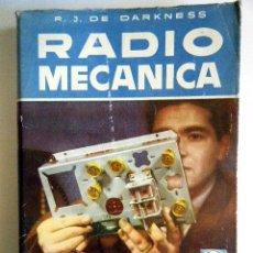 Radios Anciennes: DE DARKNESS, R. J. RADIO MECÁNICA.. Lote 264419359
