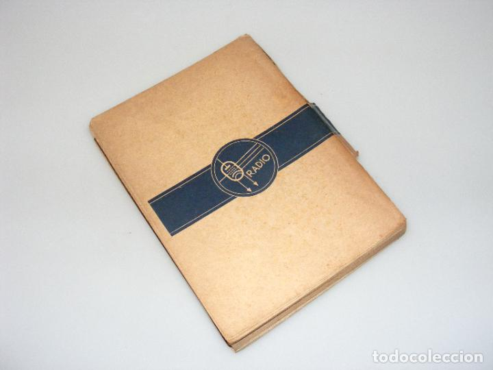 Radios antiguas: ELEMENTOS DE RADIOTECNIA - PRIMERA EDICIÓN (1941) - TOMO III - VER DESCRIPCIÓN. - Foto 2 - 268589884
