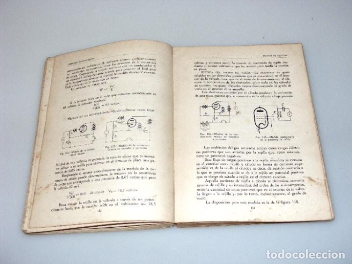 Radios antiguas: ELEMENTOS DE RADIOTECNIA - PRIMERA EDICIÓN (1941) - TOMO III - VER DESCRIPCIÓN. - Foto 3 - 268589884