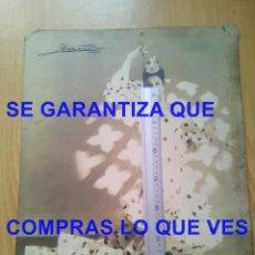 Radios antiguas: MARIFE DE TRIANA 50 CM FOTOGRAFIA IBAÑEZ FOTOGRAFO FIRMA AUTOGRAFA MADRID 1969. Lote 269312973